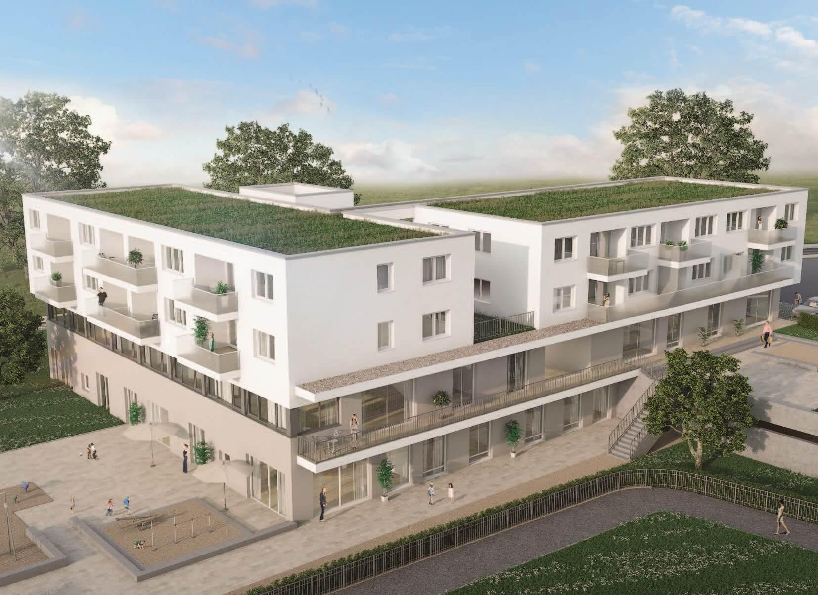 Eigentumswohnungen mit Zukunft, Robert-Bosch-Straße, Rutesheim