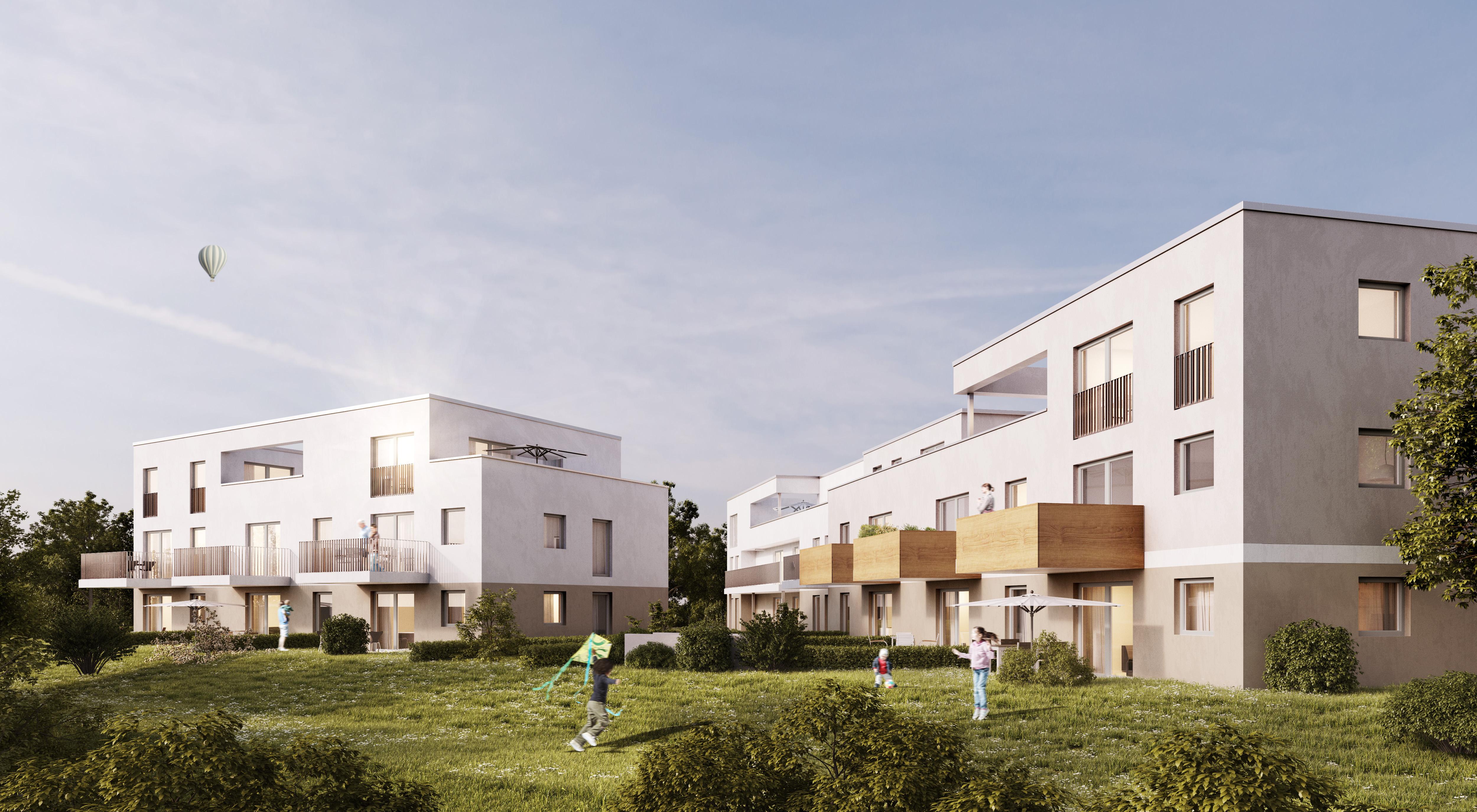 2-Zimmer-Erdgeschosswohnung mit Gartenanteil!