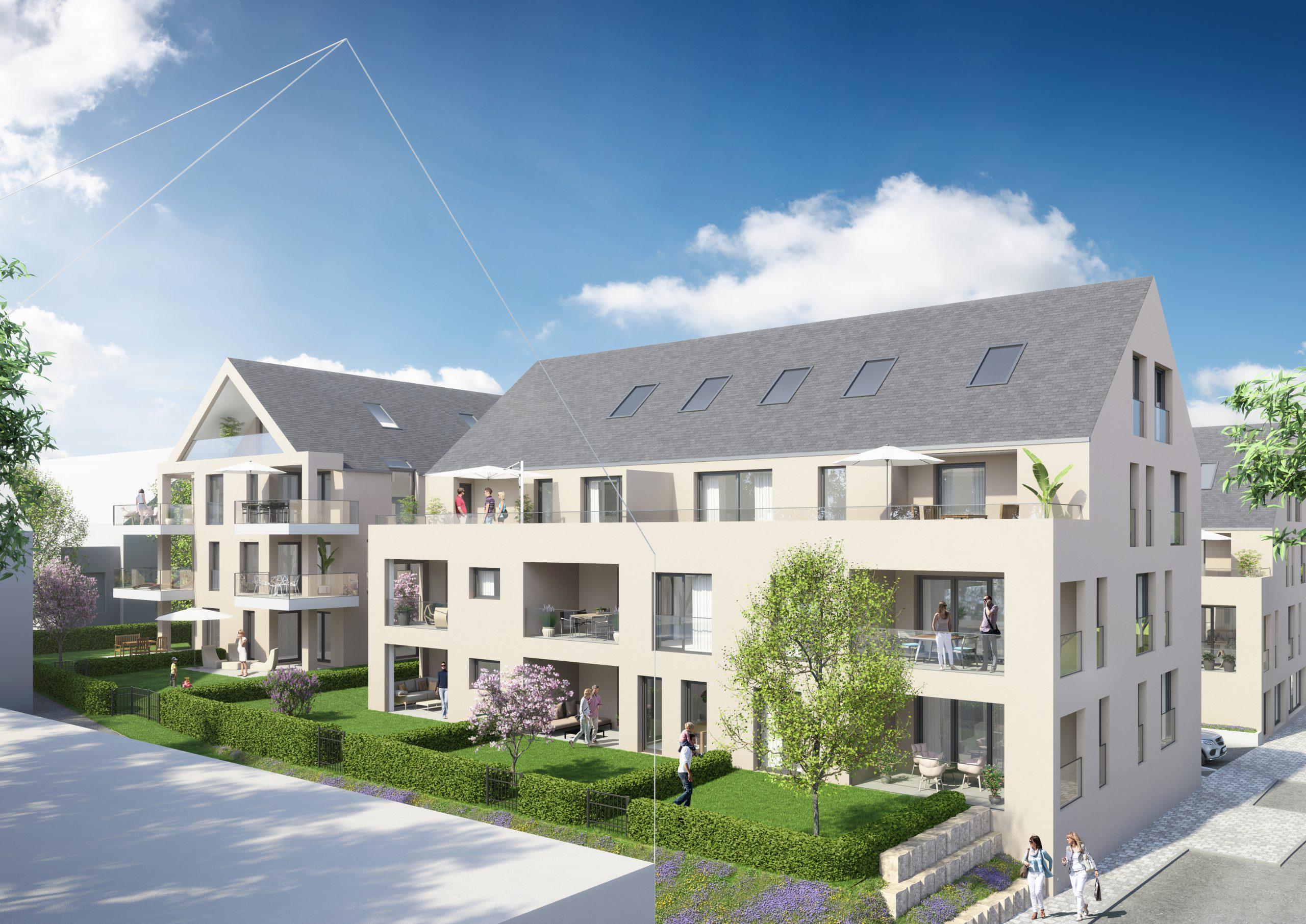 Ihr Traum vom Eigenheim! 3-Zimmer-Erdgeschosswohnung mit großzügigem Gartenanteil