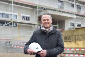 Carsten Teltscher, Projektleiter