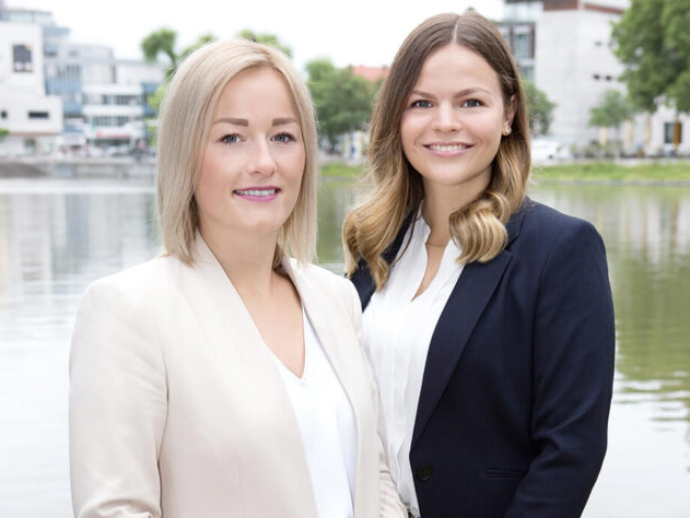 BBG Frau Semlitsch und Frau Schulze