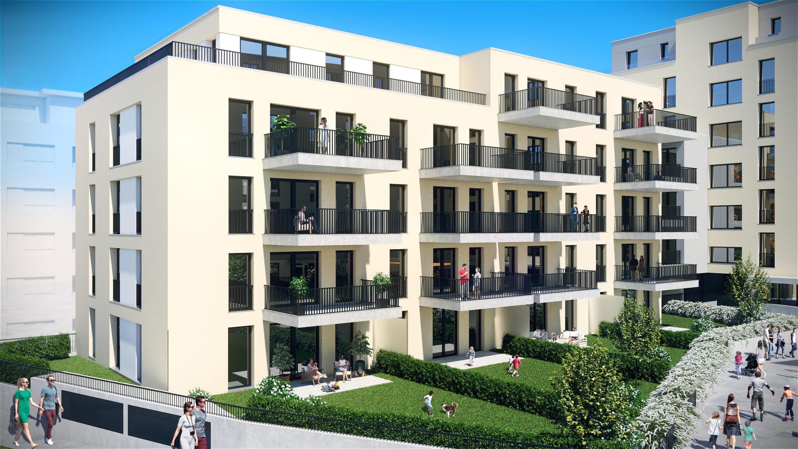 Willkommen daheim! 3-Zimmer-Erdgeschosswohnung mit großzügigem Gartenanteil