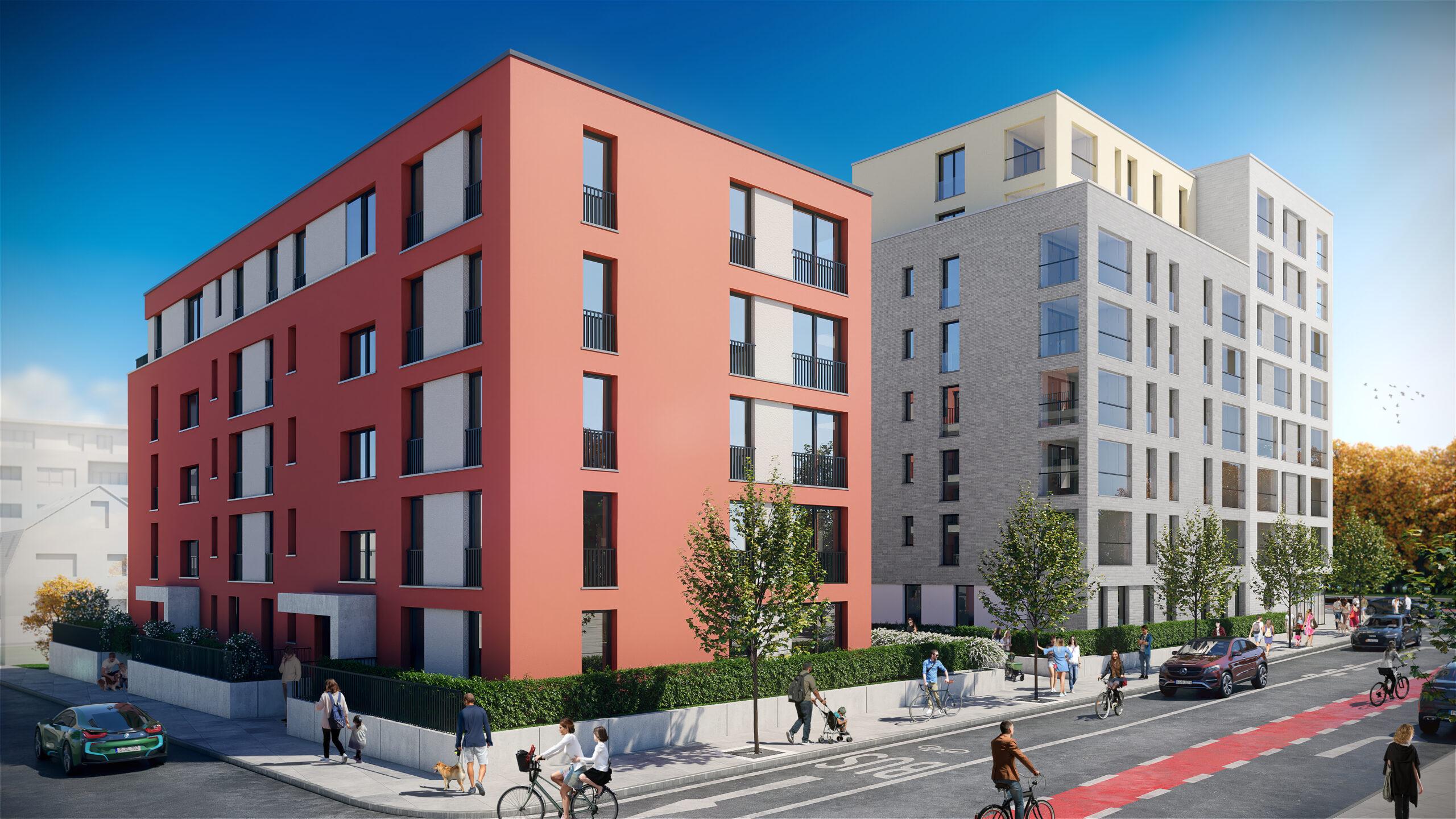 Ihr neues Eigenheim! 3-Zimmer-Wohnung mit Südbalkon