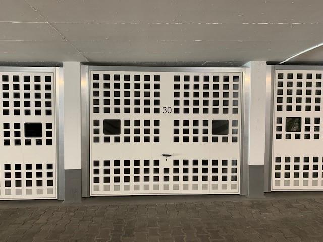 Abschließbare Garagenbox zu vermieten